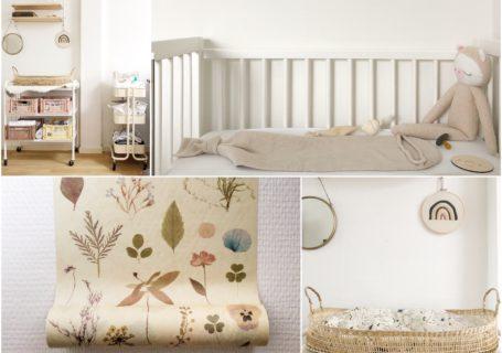 creatief wonen appartement, organiseren kleine ruimtes, babyhoekjes, baby appartement