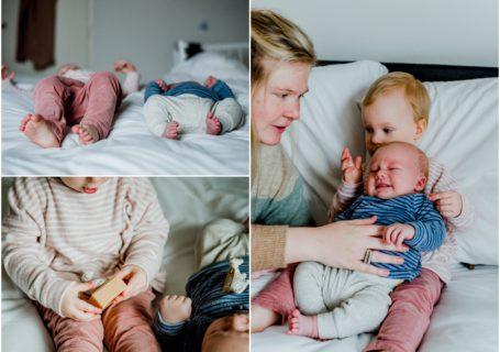 Maxine Stevens, baby fotografie, newborn fotografie, family shoot, impact tweede kind, baby, jaloers kind tweede baby