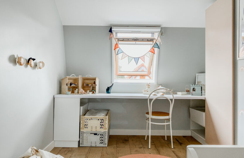 kinderkamer, interieur, make-over