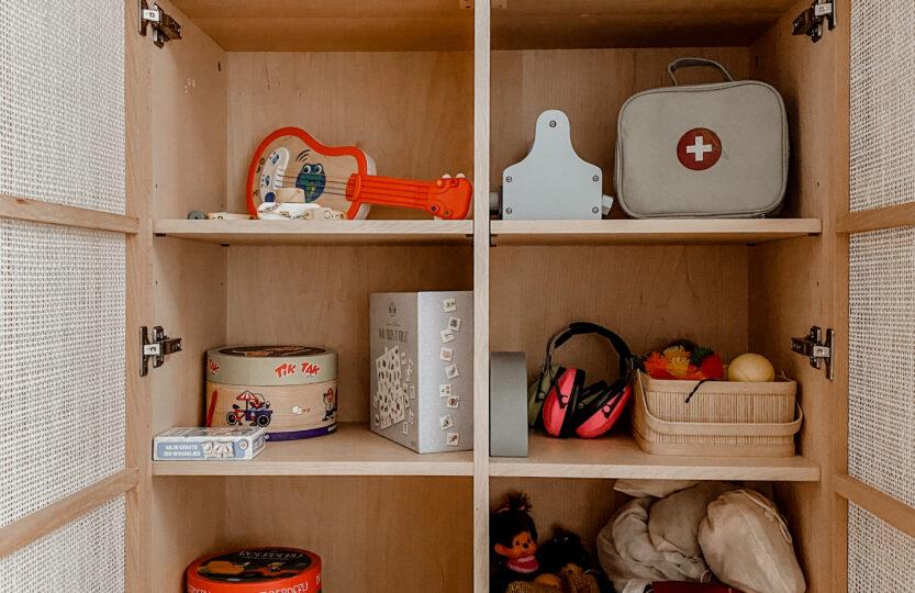 toy rotation, speelgoed roteren, kleuters